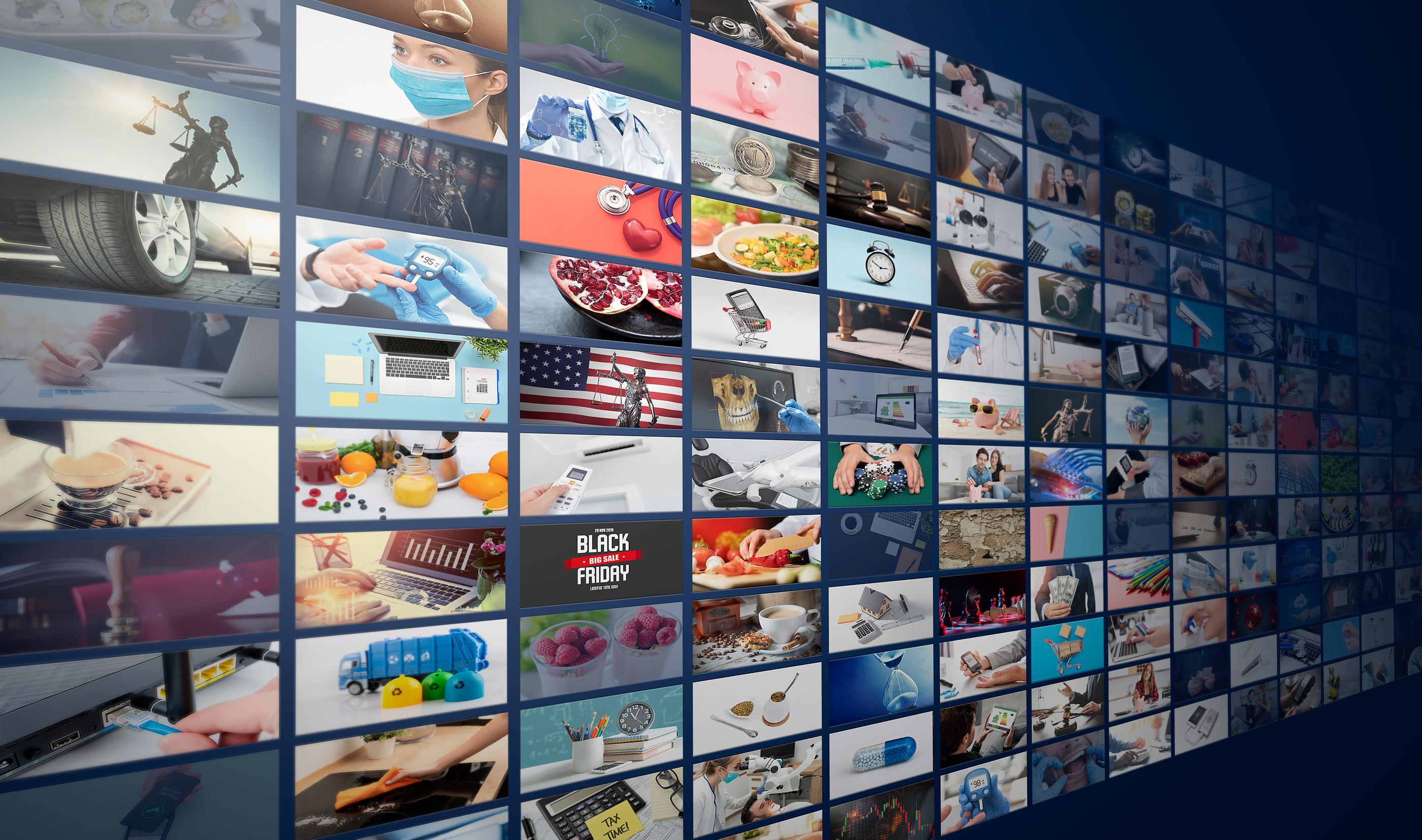 TV stocks, Media stocks, Broadcasting stocks, Digital Broadcasting