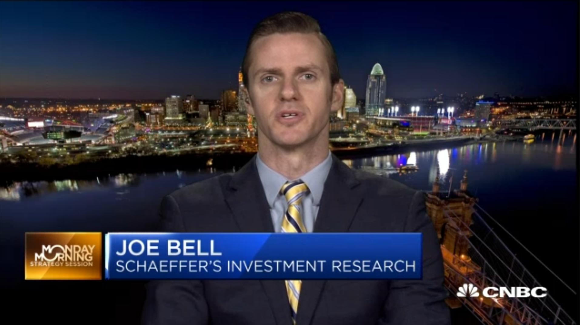 Joe Bell, Analyst at Schaeffer